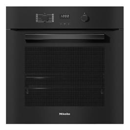 תנור בישול ואפייה 76 ליטר גימור שחור תוצרת Miele דגם H2860B-B