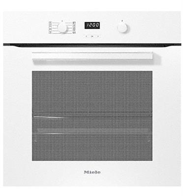 תנור בישול ואפייה 76 ליטר גימור לבן תוצרת Miele דגם H2860B-W תוצרת גרמניה!