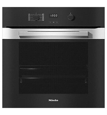תנור בישול ואפייה 76 ליטר בגימור נירוסטה תוצרת Miele דגם H2860B CLST