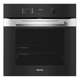 תנור בישול ואפייה פירוליטי 76 ליטר נירוסטה תוצרת Miele דגם H2860BP CLST