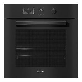 תנור בישול ואפייה פירוליטי 76 ליטר גימור שחור תוצרת Miele דגם H2860BP-B