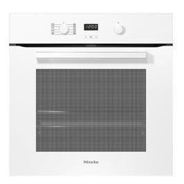 תנור בישול ואפייה פירוליטי 76 ליטר גימור לבן תוצרת Miele דגם H2860BP-W