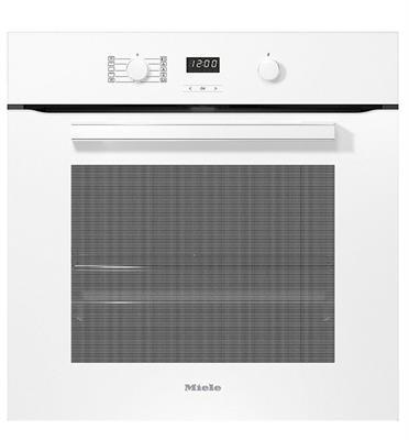 תנור בישול ואפייה פירוליטי 76 ליטר גימור לבן תוצרת Miele דגם H2860BP-W תוצרת גרמניה!