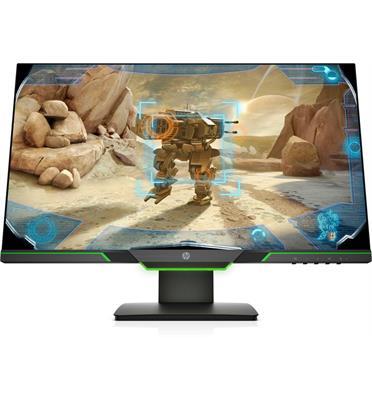 """מסך מחשב גיימינג """"25 ברזולוציית FHD וחיבור HDMI תוצרת HP דגם HP 25x 24.5-inch Display"""
