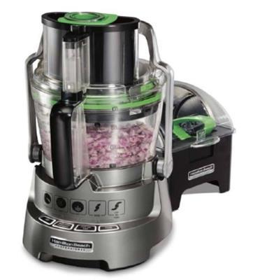 מעבד מזון מקצועי 3 ליטר BPA FREE תוצרת HAMILTON BEACH דגם 70825-IS