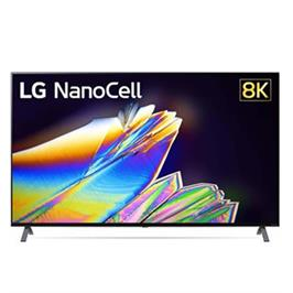 טלוויזיית 65 אינץ' LED חכמה Smart TV ברזולוציית 8K Ultra HD ופאנל IPS בטכנולוגיית NanoCell לתמונה עוצרת נשימה LG דגם 65NANO95