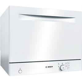 מדיח כלים קומפקטי לבן לנוחות מרבית על השיש שלך! Serie 2 תוצרת BOSCH דגם SKS50E42EU