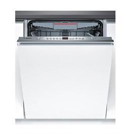 """מדיח כלים רחב אינטגרלי מלא 60 ס""""מ 14 מערכות כלים תוצרת BOSCH דגם SMV45NX00E"""