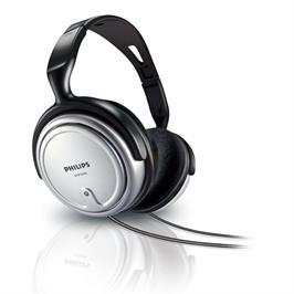 אוזניות קשת Philips SHP2500/10 כסוף