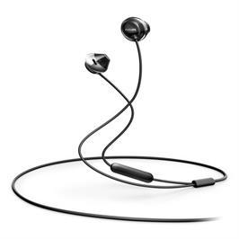 אוזניות כפתור Philips SHE4205BK/00 שחור