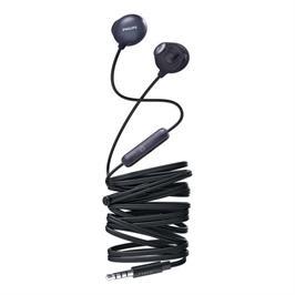 אוזניות כפתור Philips SHE2305BK שחור