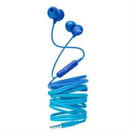 אוזניות כפתור Philips SHE2405BL כחול
