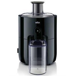 מסחטת פירות קשים Spin juicer 500W תוצרת BRAUN דגם SJ3100BK