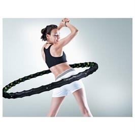 """הולה הופ מגנטי 1.3 ק""""ג חישוק לעבודה על חיזוק המותניים, הירכיים, שרירי הבטן ושרירי האגן."""