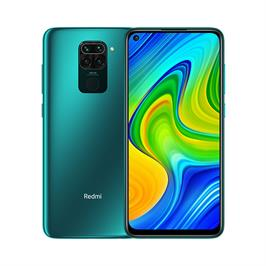 סמארטפון 6.53 אינץ' 48MP + 8MP + 2MP + 2MP תוצרת XIOMI דגם Redmi Note 9 128GB