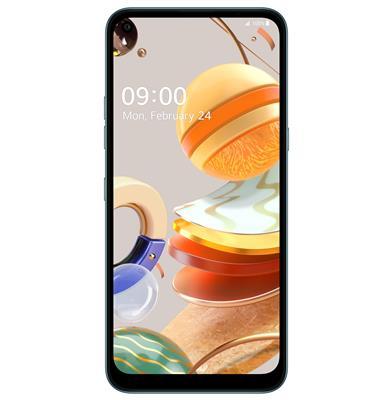 """סמארטפון 6.53"""" 128GB עם 5 מצלמות 48MP ראשית תוצרת LG דגם LG K61"""