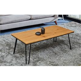שולחן סלון מעץ תוצרת GAROX דגם MADRID