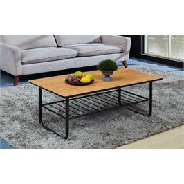 שולחן סלון מעץ תוצרת GAROX דגם VALENCIA