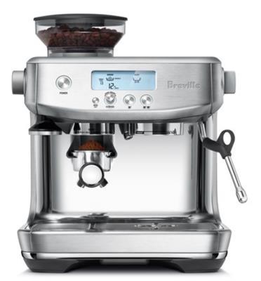 מכונת קפה סדרה BARISTA PRO תוצרת BREVILLE דגם BES878