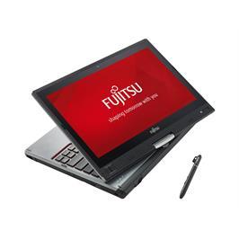 """מחשב נייד 12.5""""מסתובב לטאבלט 12GB אחסון 128SSD עוצמתי מעבד i5  דור 6  מבית Fujitsu דגם LIFEBOOK T726 מוחדש"""