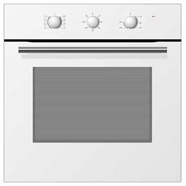 תנור אפייה בנוי מכני 8 תוכניות בגימור לבן תוצרת Midea דגם 65DME30019