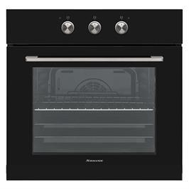 תנור אפיה מכני בנוי 8 תוכניות בגימור זכוכית Normande דגם ND827