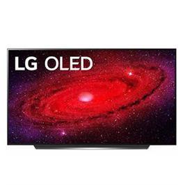 טלוויזיה 55 אינץ' בטכנולוגיית OLED, ברזולוציית 4K Ultra HD עם ניגודיות אינסופית, HDR ובינה מלאכותית LG דגם OLED 55CX