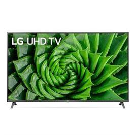 טלוויזיה חכמה 75 אינץ' LED Smart TV עם פאנל IPS 4K Ultra HD ובינה מלאכותית LG דגם 75UN8080