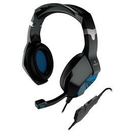 אוזניות גיימינג מבית SPARKFOX דגם A1 כחול