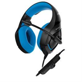 אוזניות גיימינג מבית SPARKFOX דגם K1 כחול
