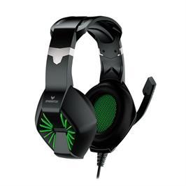אוזניות גיימינג מבית SPARKFOX דגם A1 ירוק