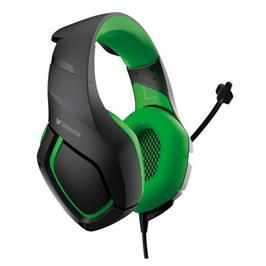 אוזניות גיימינג מבית SPARKFOX דגם K1 ירוק