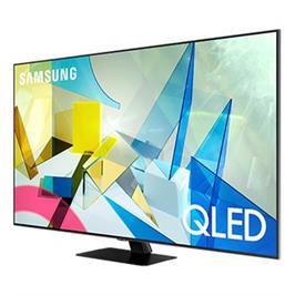 """טלוויזיה """"65 עם בינה מלאכותית, QLED 4K SMART TV Direct Full Array תוצרת SAMSUNG דגם QE65Q80T"""