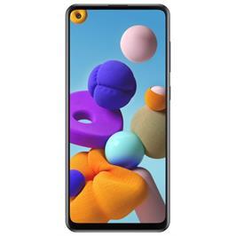 טלפון סלולרי 6.5 אינץ' תוצרת Samsung דגם Galaxy A21s SM-A217 אחריות יבואן רשמי סאני