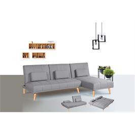 פינת ישיבה פינתית נפתחת מבית GAROX דגם מוניקה