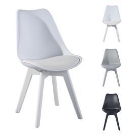 כסא שייתן לפינת האוכל מראה חדשני ואלגנטי מבית HOMAX דגם ברונו