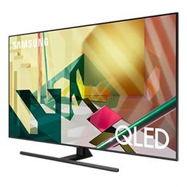 """טלוויזיה """"75 עם בינה מלאכותית QLED 4K SMART TV AI תוצרת SAMSUNG דגם QE75Q70T"""