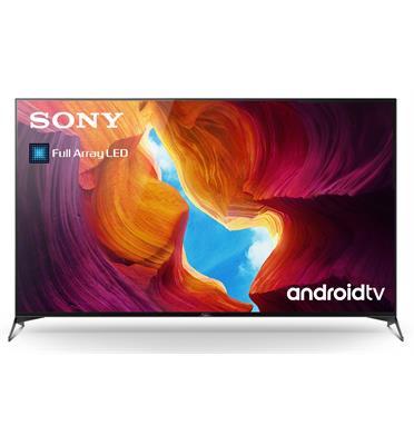 טלוויזיה 55 Android TV 4K Full Array LED תוצרת SONY דגם KD55XH9505BAEP