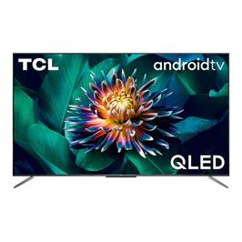 טלוויזיה 65 QLED UHD Android TV 4K תוצרת TCL דגם 65C715