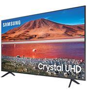 טלוויזיה 65 LED 4K SMART TV Crystal UHD תוצרת SAMSUNG דגם 65TU7100