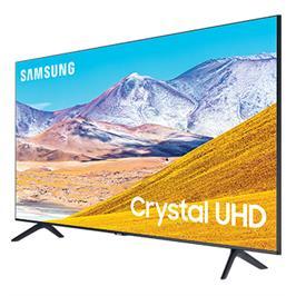 טלוויזיה 82 LED 4K SMART TV Crystal UHD תוצרת SAMSUNG דגם UE82TU8000