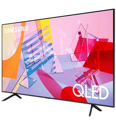 טלוויזיה 55 QLED 4K SMART TV Supreme UHD תוצרת SAMSUNG דגם 55Q60T