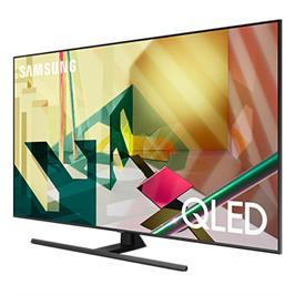 """טלוויזיה """"65 עם בינה מלאכותית QLED 4K SMART TV AI תוצרת SAMSUNG דגם 65Q70T"""