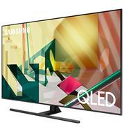 """טלוויזיה """"65 עם בינה מלאכותית QLED 4K SMART TV AI תוצרת SAMSUNG דגם QE65Q70T"""