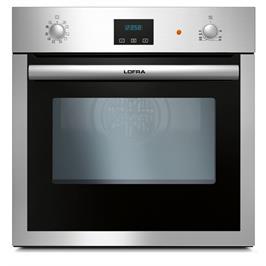 תנור אפיה בנוי 66 ליטר GAIA מולטיסיסטם מקצועי בעל 9 תוכניות אפיה מבית LOFRA דגם FOS69EE/00500