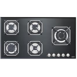 """כריים זכוכית 90 ס""""מ בגימור שחור תוצרת LOFRA דגם HGN950 MARTE 90"""