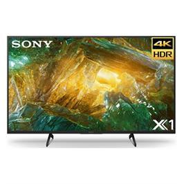 """טלויזיה """"49 4K LED Android 9.0 TV תוצרת Sony דגם KD-49XH8096BAEP דגם חדש!"""