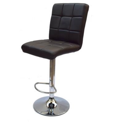 2 כסאות בר דגם בר משבצות מבית ROSSO ITALY דגם CH3 בחמישה צבעים לבחירה
