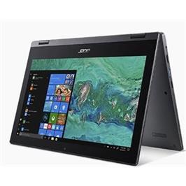 """מחשב נייד 11.6"""" מסתובב 360 4GB 64GB דגם Acer Spin Intel® Celeron® processor N4000 Multi-Touch"""