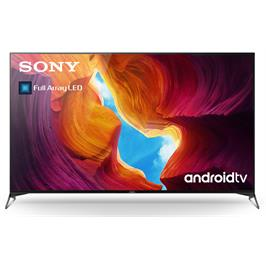 "טלוויזיה 75"" Android TV 4K Full Array LED תוצרת SONY דגם KD75XH9505BAEP"